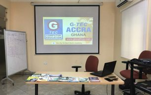 PRESENTATION OF G-TEC AT WEBSTER UNIVERSITY