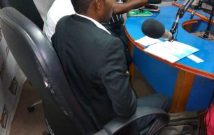 LIVE INTERVIEW AT ASEMPA FM WITH OUR MARKETING OFFICER PRINCE MENSAH