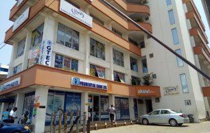 G-TEC GHANA  BUILDING